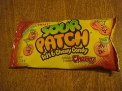 Sour Patch Cherry
