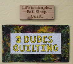 Signs at the 3 Dudes