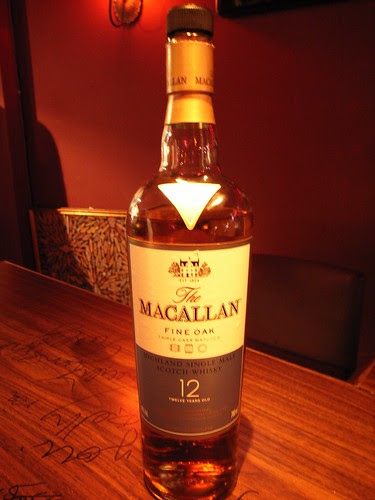012,[威士忌]麥卡倫12年純麥蘇格蘭威士忌(黃金三桶)