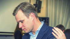 Konservatorių lyderis Gabrielius Landsbergis. Nuotr. facebook.com