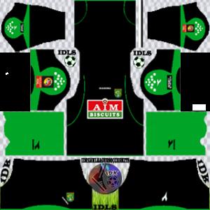 Persebaya Kit Dream League Soccer 2019