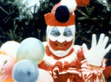 john wayne gacy clown. pictures John Wayne Gacy