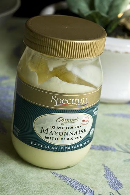 organic mayo