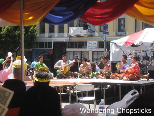 Songkran (Thai New Year) Festival - Los Angeles (Thai Town) 6