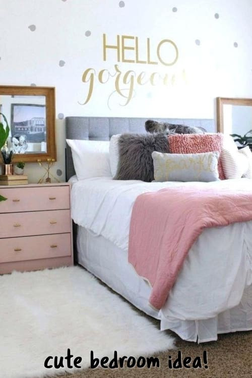 Beautiful Bedroom Ideas - Simple Budget-Friendly Cute ...