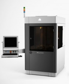 3D systems ipro 8000 price