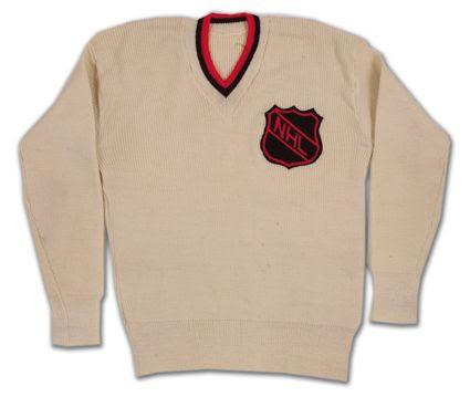 1940s NHL referee sweater