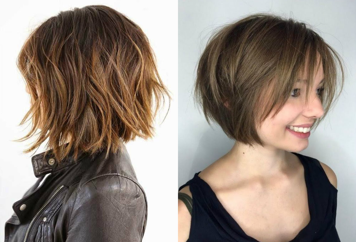 Hairstyles: Bob Hairstyles Dark Hair 12