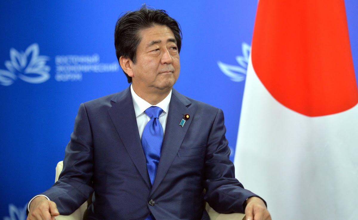 Risultati immagini per Shinzo Abe
