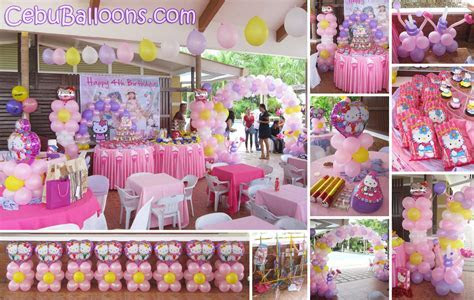 Combo (Party, Decoration & Entertainer) Packages   Cebu
