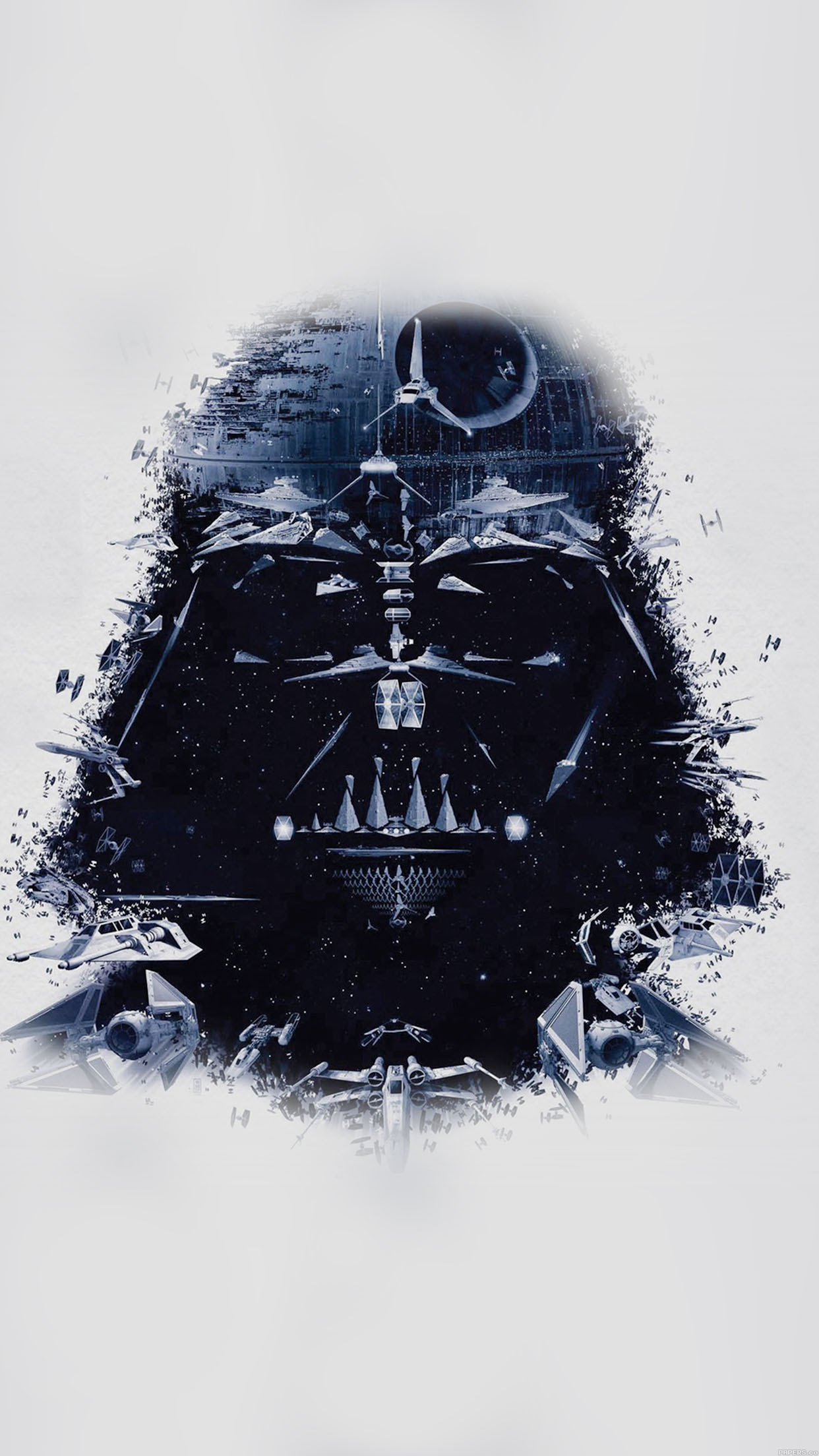 Star Wars Darth Vader Wallpaper For Iphone X 8 7 6 Free