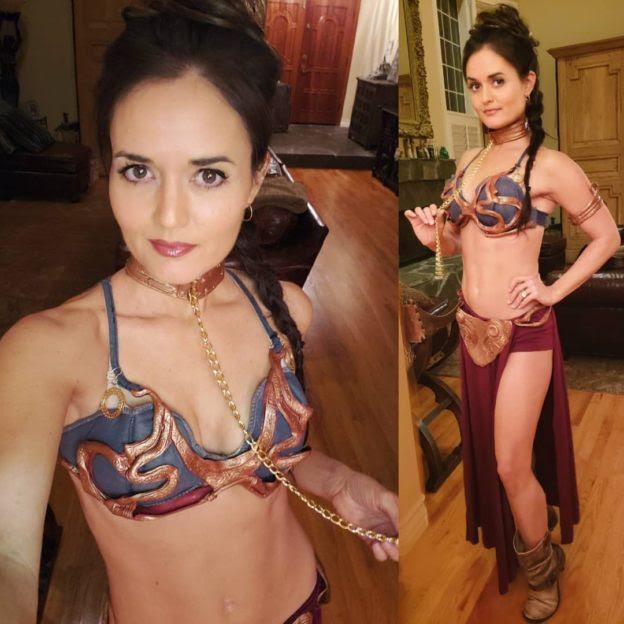 Danica mckellar hot naked boobs Porn galleries