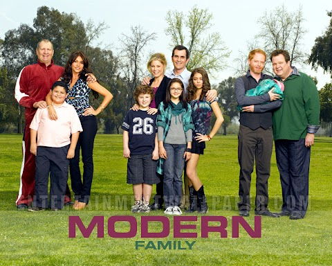 'Modern Family' estrenará hoy su segunda temporada