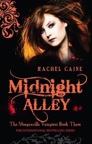 Midnight Alley (Morganville Vampires, #3)