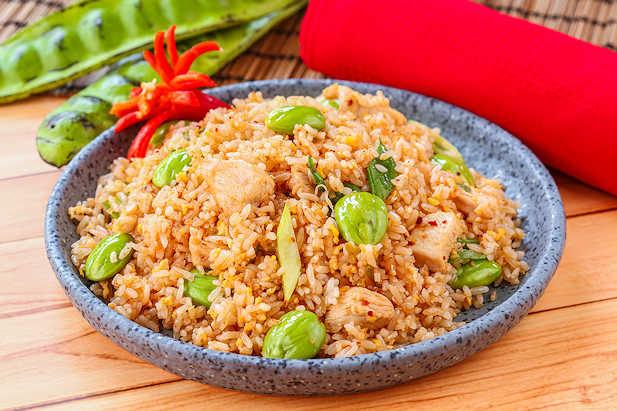 Contoh Gambar Makanan Nasi Goreng Aku Ruhana