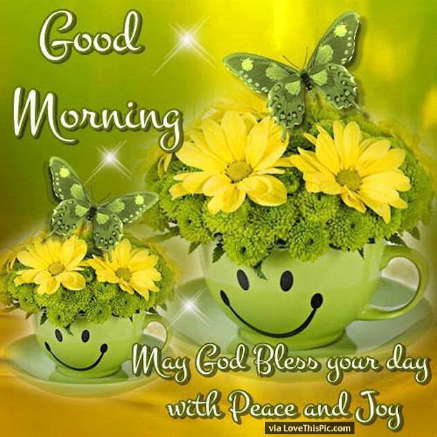 Good Morning May God Bless You Today Pictures Photos And Images