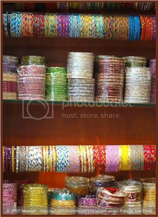 Dubai Bangles by MeetaK