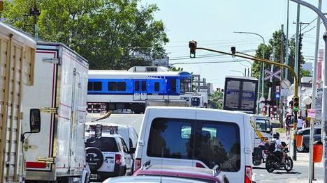 Constituyentes es una avenida esencial para entrar y salir de la Ciudad por la General Paz.