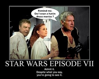STAR WARS EPISODE VII : REUNION