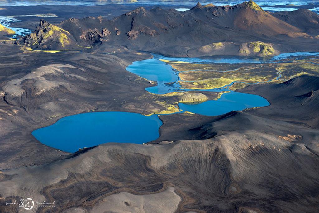 Impressionantes fotos aéreas das paisagens da Islândia 08