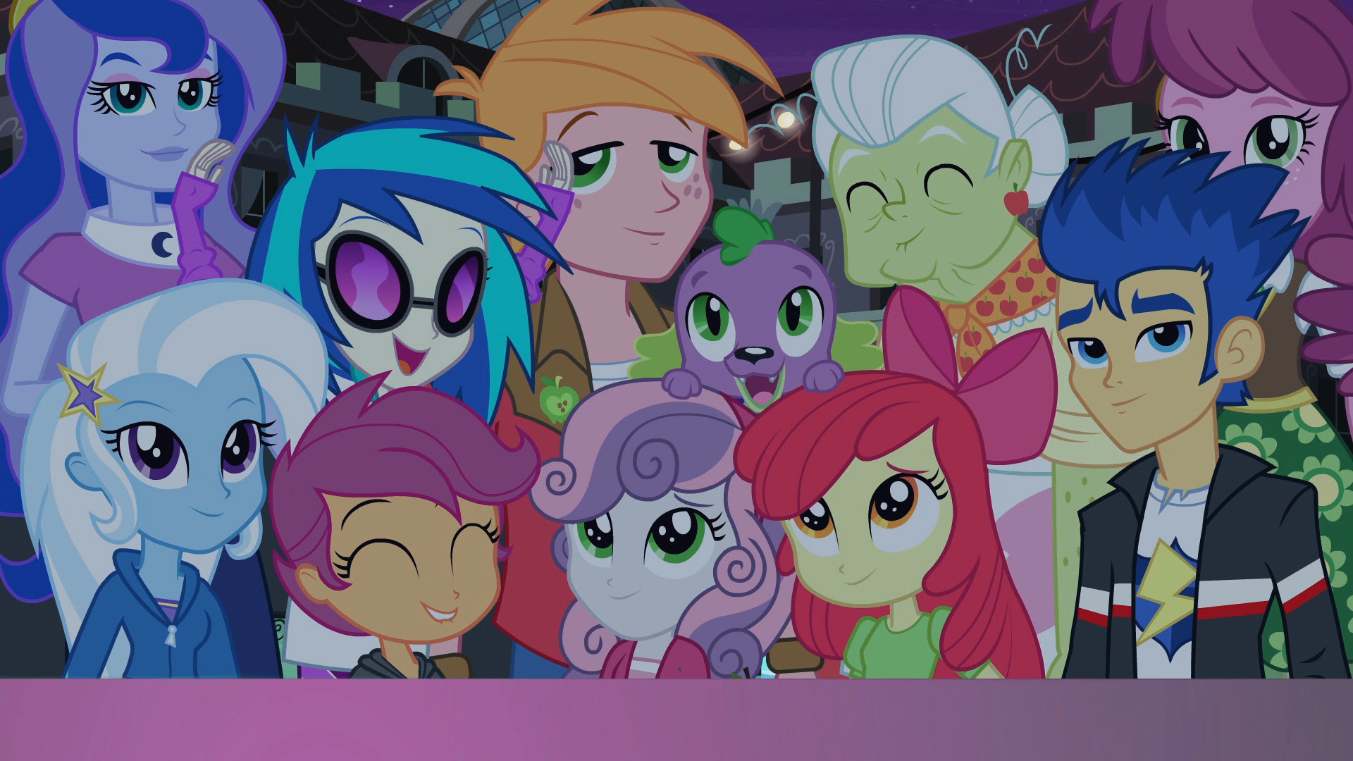 My Little Pony Equestria Girls Rainbow Rocks Shout Factory