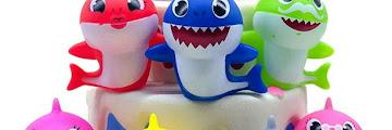 Walmart Cakes Baby Shark