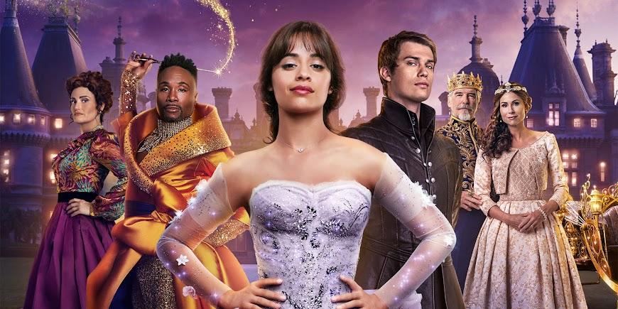 Cinderella (2021) 720p Movie HD Full Online