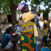 """""""This is the last one,"""" says Yassin Diouf, 40, holding her youngest child. """"God help me to stop here."""" She has given birth 10 times; six of the children have survived. She and her family live in the village of Mereto in Senegal. """"Maybe [family planning] is forbidden by Islam, but women are so tired of giving birth. If you have the permission of your husband, I think it's good."""""""