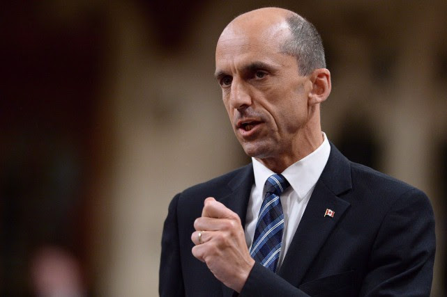Selon le député Steven Blaney, il est «légitime»... (Photo Sean Kilpatrick, archives La Presse canadienne)