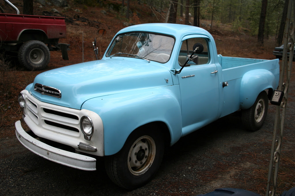 1955studebaker 1955 Studebaker M Series Truck Specs Photos Modification Info At Cardomain