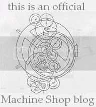 Welcome to the Machine Shop