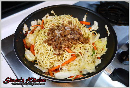 小吃攤炒麵05