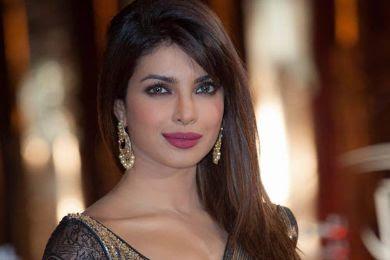 الممثلة بريانكا شوبرا