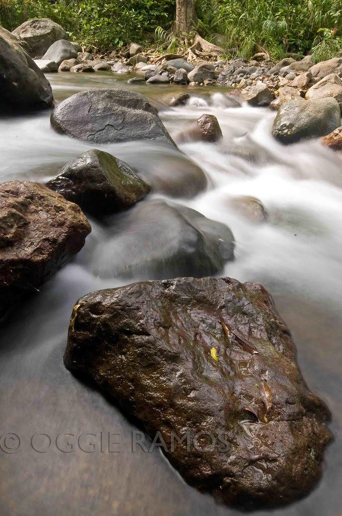 Claveria - Makatel Falls Rocks