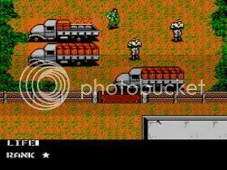 Metal Gear.