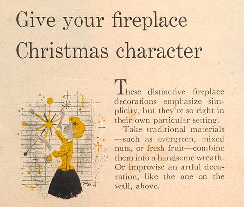 Christmas Ideas: Fireplace