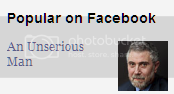 'Popular on Facebook' | 'An Unserious Man'