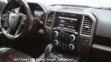 ford   raptor interior review part
