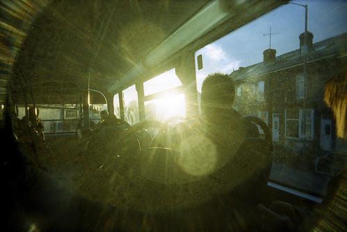 top deck sun down by pho-Tony