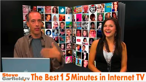 The Best 15 Minutes of Internet Television by stevegarfield