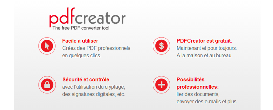 Telecharger PDFCreator