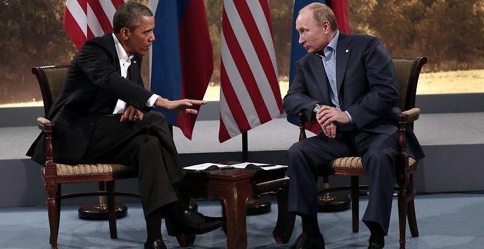 Putin telefona ad Obama: di cosa avranno parlato?