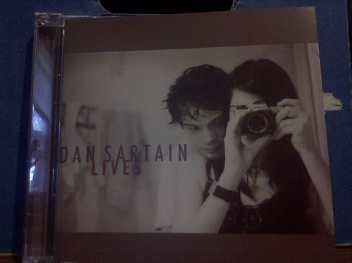 Dan Sartain - Dan Sartain Lives CD by factportugal