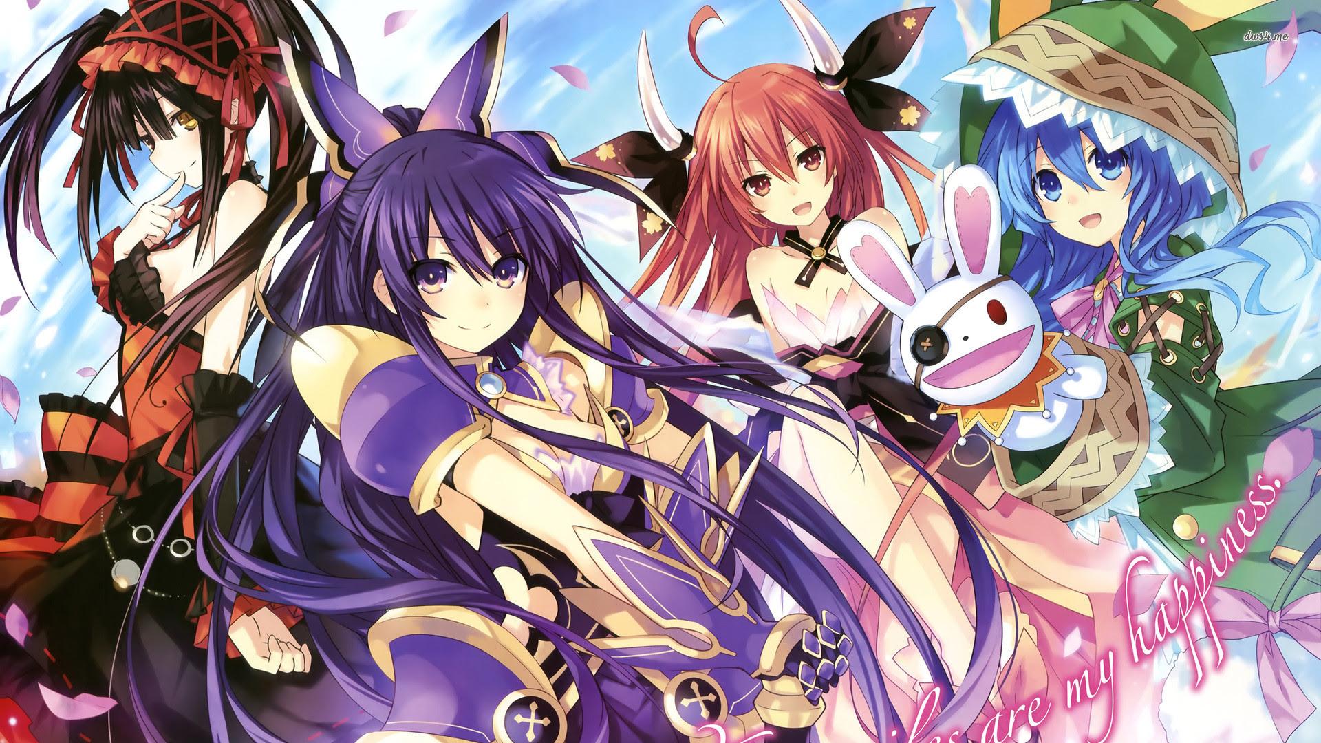 6000 Wallpaper Anime Hd Pc  Terbaik