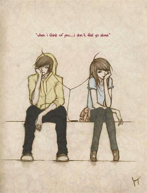 pin  anime couples