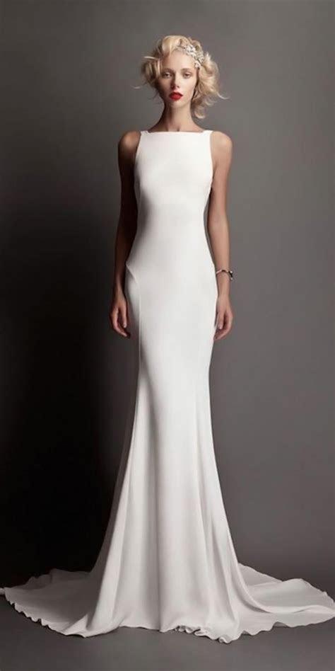 21 Excellent And Elegant Silk Wedding Dresses   Wedding