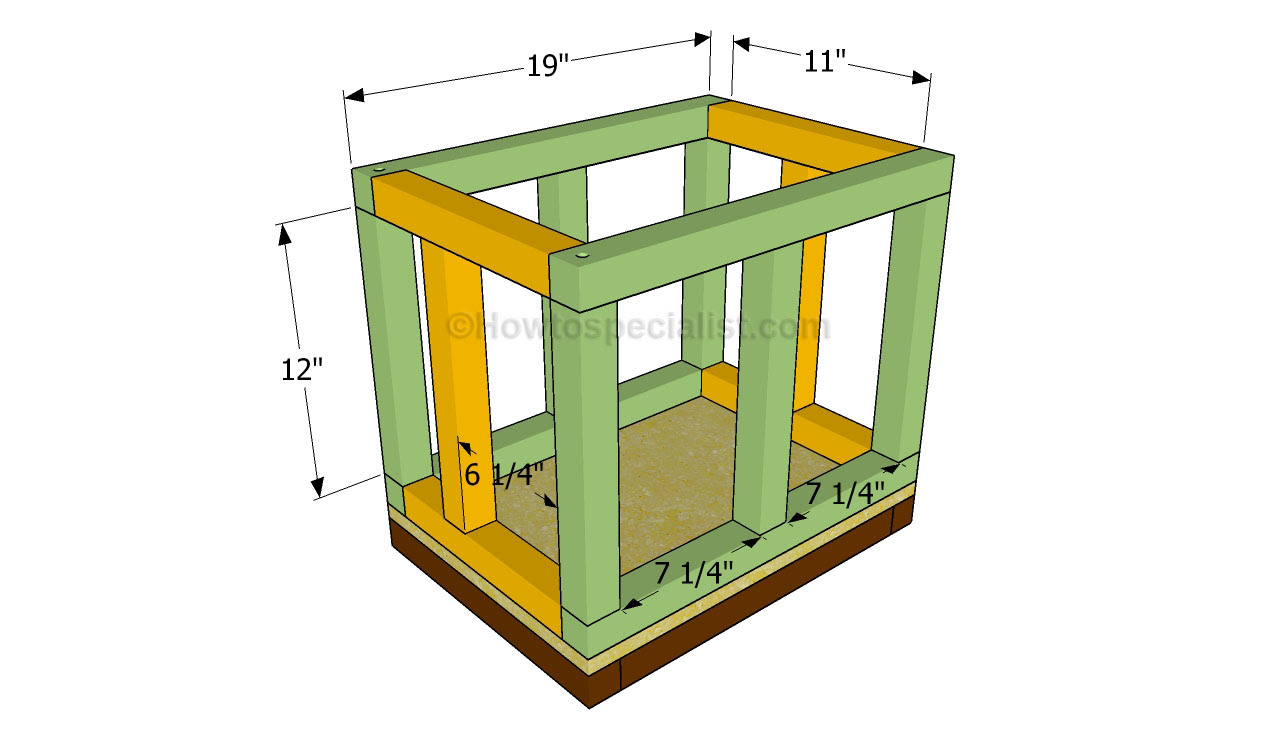 How to build a cat house | HowToSpecialist - How to Build ...