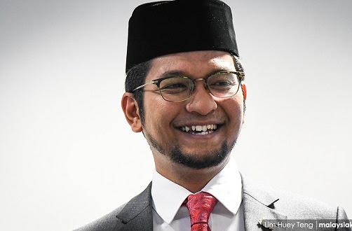 Sheikh Umar Melayu pertama Ketua Pemuda DAP Johor