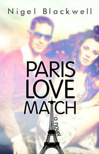 Paris Love Match by Nigel Blackwell