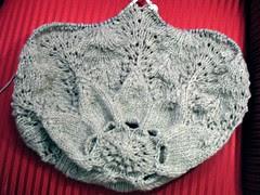 Hemlock Ring Lap Blanket